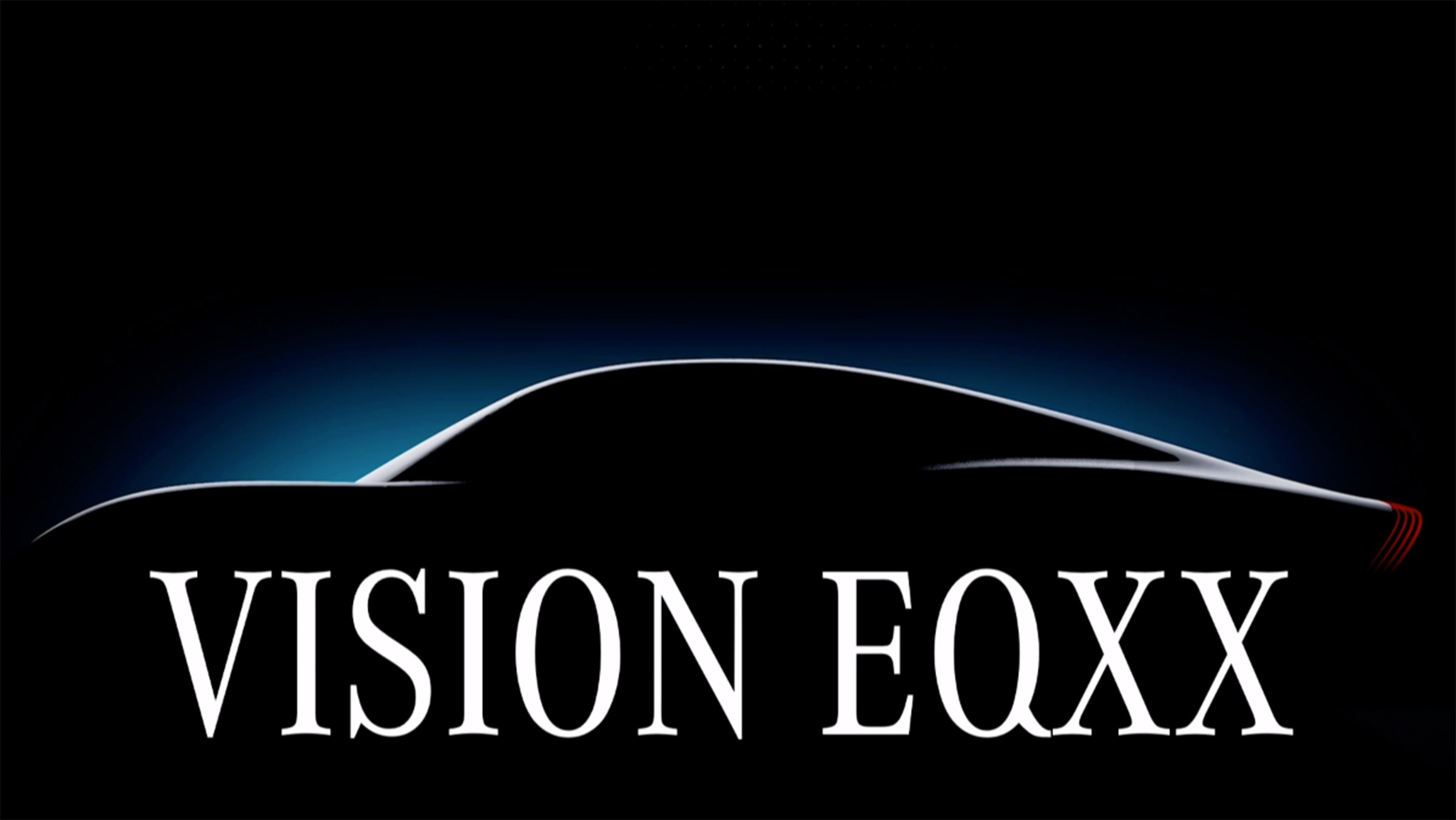 New Mercedes Vision EQXX prototype electric car teased with 750-mile range